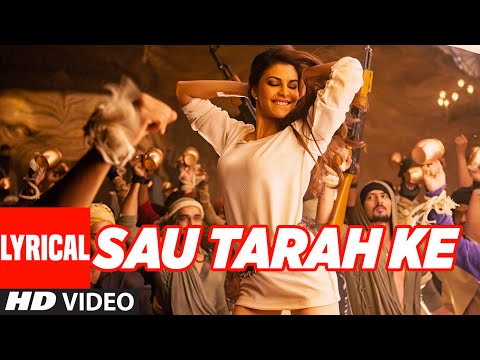 Sau Tarah Ke Full Song with Lyrics | Dishoom | John Abraham | Varun Dhawan | Jacqueline Fernandez