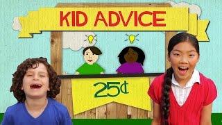 Kid Advice - Episode 1