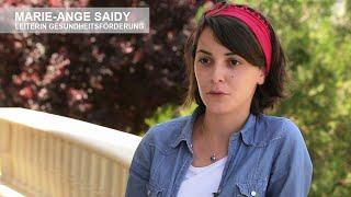 Humanitäre Helfer im Porträt - Marie Ange, Leiterin Gesundheitsförderung, Lebanon