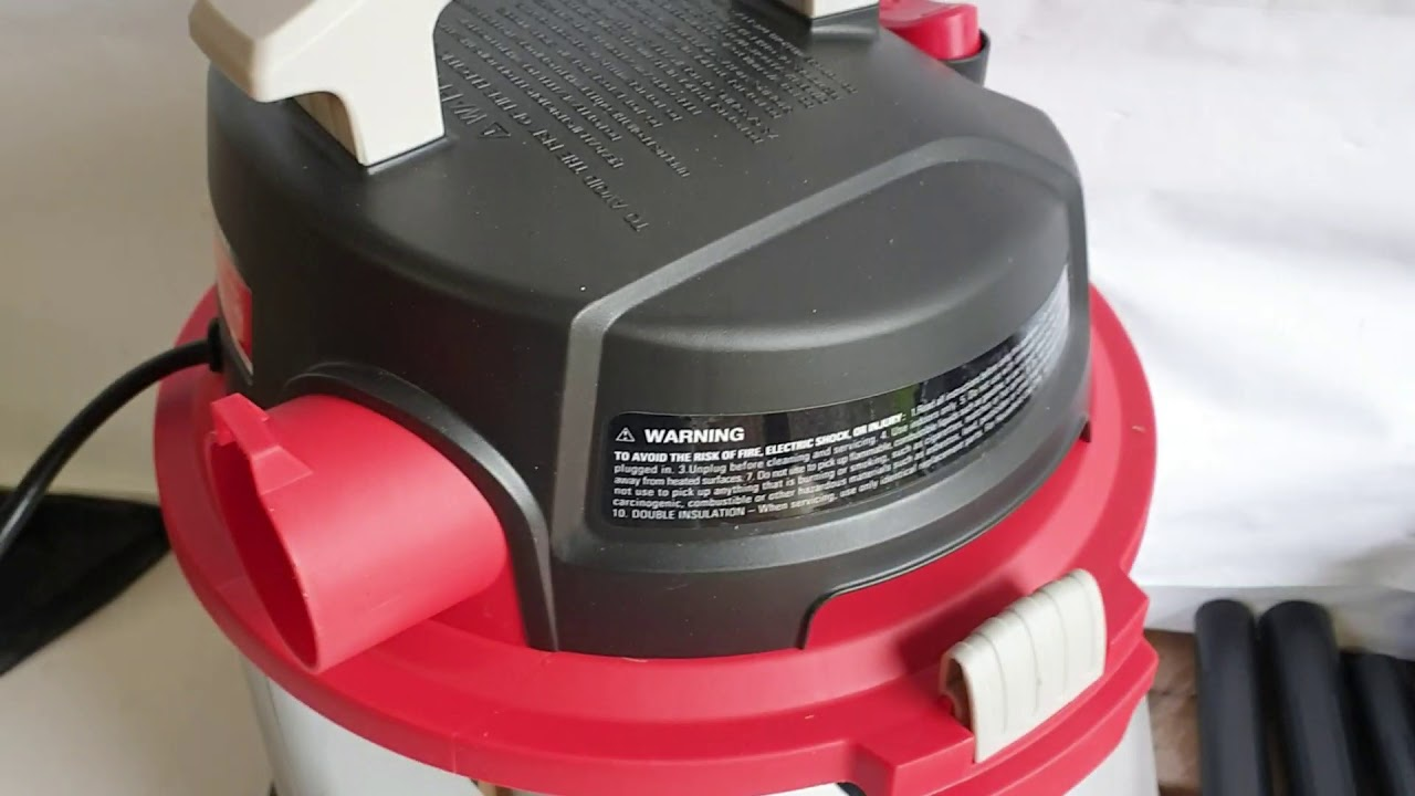 Porter Cable Vacuum Costco Review