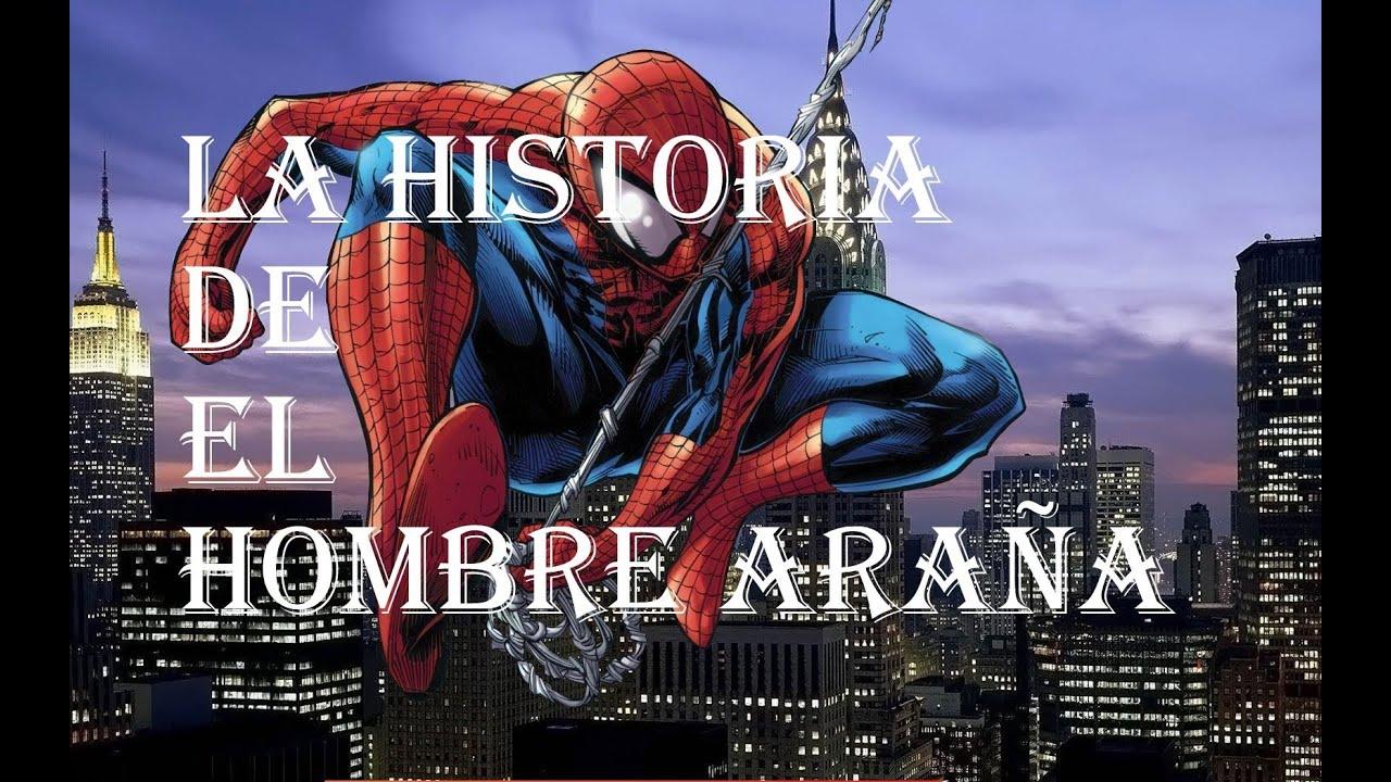 Marvel La Historia Del Hombre Ara 241 A Youtube