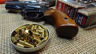 револьверы - малокалиберные ... в .22 (5.6мм) калибре... оружие или игрушка ?