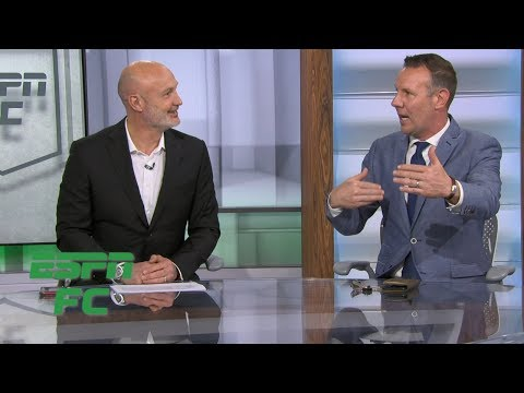 Frank Leboeuf reminisces with Craig Burley about their time at Chelsea | Extra Time