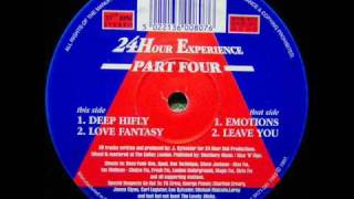 24Hour Experience - Emotions (TO)