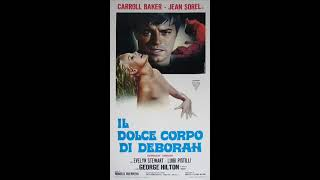 Video Marcel-Deborah (Il dolce corpo di Deborah) - Nora Orlandi - 1968 download MP3, 3GP, MP4, WEBM, AVI, FLV Agustus 2018