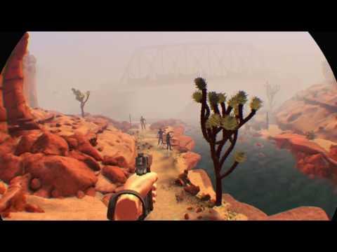 PS4 Gameplay Deutsch: Arizona Sunshine Teil 1 Move-Controller