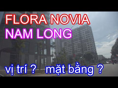 [REVIEW CĂN HỘ] Flora Novia – Vị trí và công năng có tốt không ?