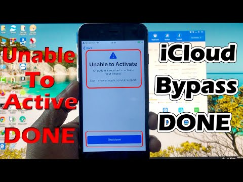 iPhone Gagal Aktivasi/Unable to Activate.