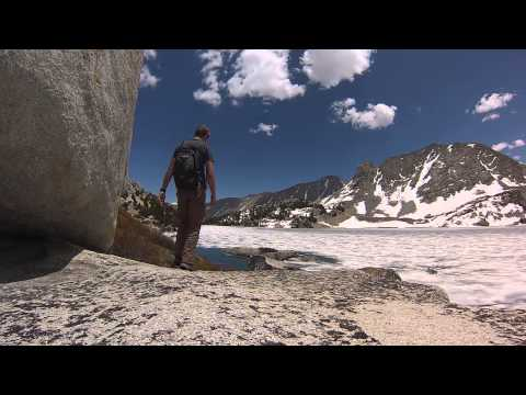 Eastern Sierra Camping and Hiking Trip June 2014