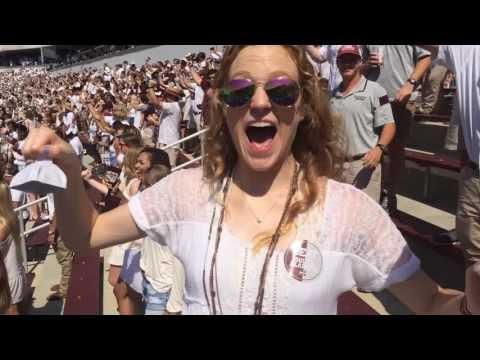 2016 Mississippi State Football Season Opener
