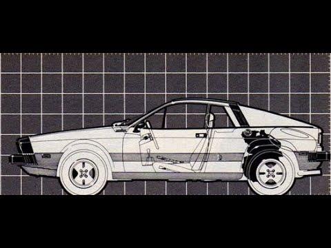 Spaghetti Western - Episode 4 - Lancia Beta Scorpion/Montecarlo - Engine Bay Prep Part 1