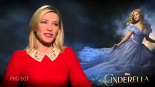 Cate Blanchett sex comment in Cinderella...
