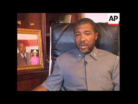 LIBERIA: MONROVIA: PEACEKEEPERS REGAIN CONTROL OF CITY