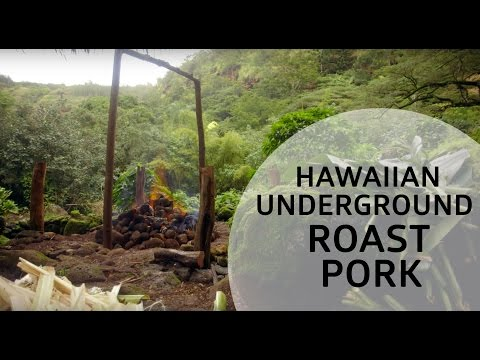 The Ancient Art of Slow-Roasting Pork Underground - The Source [SPONSORED]