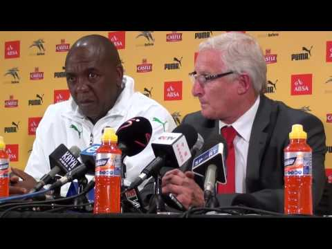 Gordon Igesund on Thulani Serero axing