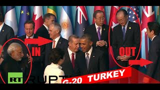 How Obama Goes To Modi Ignoring Chinese President || Why Modi Sticks To Obama in Every Foreign Tour