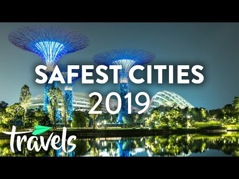 Top 10 Safest World Cities | MojoTravels