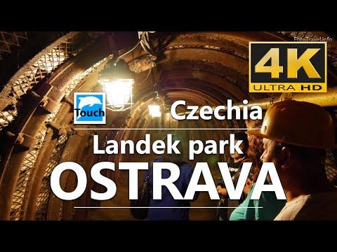 Ostrava, Landek park - Hornické muzeum, 4K