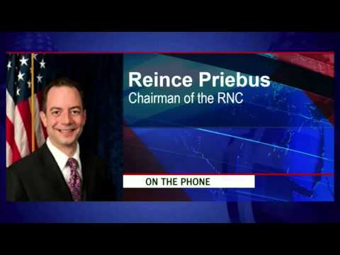 Reince Priebus -- Chairman of the RNC