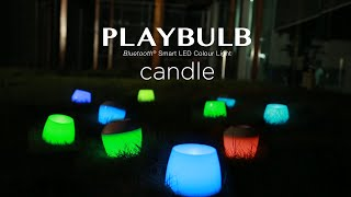 PLAYBULB candle Product Video #1