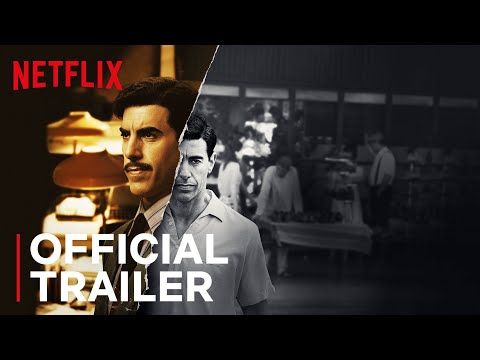 True Story of 'The Spy' On Netflix - Sascha Baron Cohen The Spy