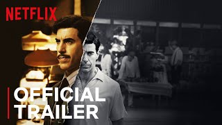 The Spy - starring Sacha Baron Cohen | Official Trailer | Netflix