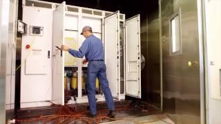 Schneider Electric Solar Reliability Testing