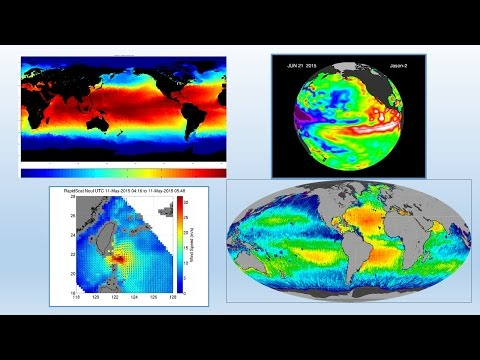 Earthdata Webinar: Discover and Use NASA Physical Oceanography Data
