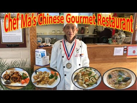 Chef Ma's Chinese Gourmet Restaurant Review