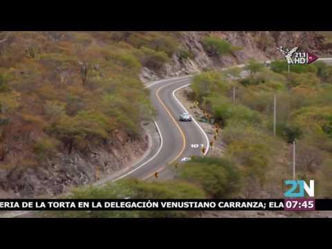 Deportes - La Carrera Panamericana 2016 sufrirá cambios en ruta original