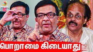 குழந்தைகளை கவர்ந்த கலைஞன் : YG Mahendran about Crazy Mohan