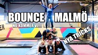 Bounce Malmö nu kommer vi! *GIVEAWAY*