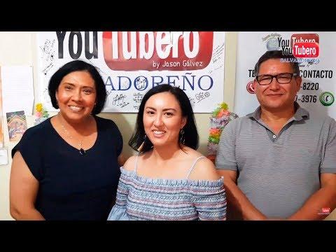 Recibiendo la Visita especial de Amigos de Australia, El Salvador SVL SV YS