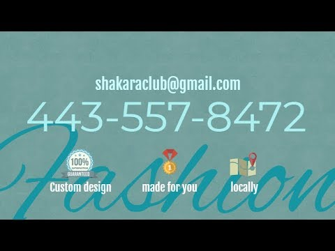 Custom-Made-For-You Fashion
