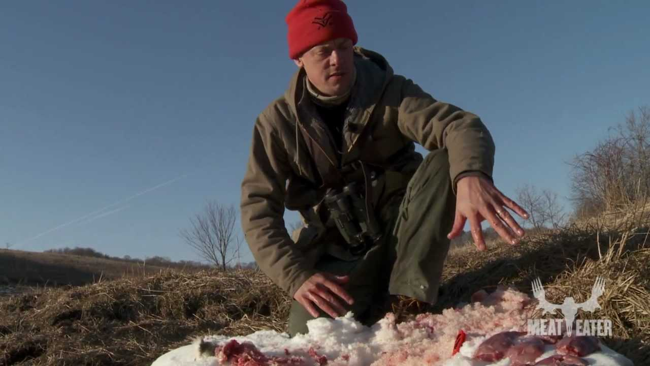 the hunters guide to butchering smoking and curing wild game and fish