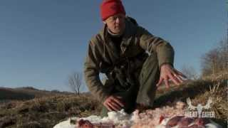 How to Skin and Clean a Rabbit -- Steven Rinella MeatEater