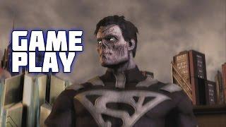 INJUSTICE - VERSUS - SUPERMAN vs MARTIAN MANHUNTER - W/ Blitzwinger