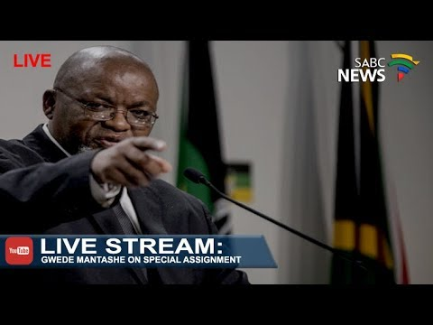Gwede Mantashe on Special Assignment: 13 November 2017