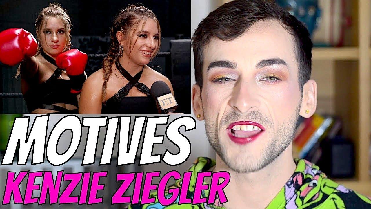 Download KENZIE ZIEGLER - MOTIVES - MY REACTION!