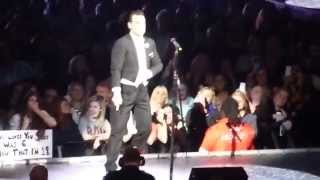 Robbie Williams - Shine My Shoes - Melbourne