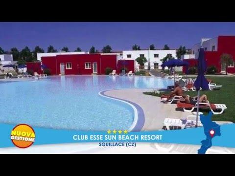 Club Esse Sun Beach Resort **** - SQUILLACE (CALABRIA) - Novità Mare Italia 2016