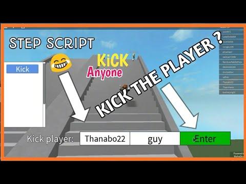 New Roblox Hack Script Kick Gui Admin Hack - kick player script roblox exploit