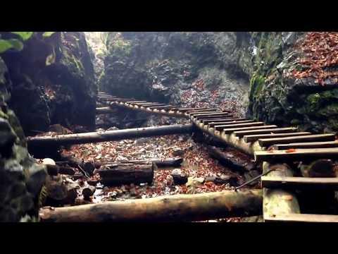 Sucha Bela Hike - Slovak Paradise National Park, Slovakia