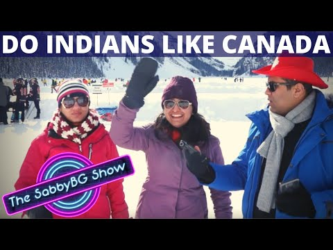 INDIANS on CANADAs Beauty | What do INDIANS think about CANADA