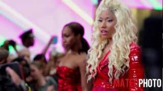 "Nicki Minaj - "" I Am Your Leader"" & ""Beez In The Trap"" Live on The Today Show"