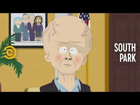 Do Not Mess with Jeff Bezos - South Park