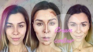 Контурирование или как сделать идеальное лицо | Savina Galina(Привет девчонки ) Сегодня расскажу о контурирование ! Как сделать контурирование лица ? зачем нужен контур..., 2015-06-11T09:09:24.000Z)