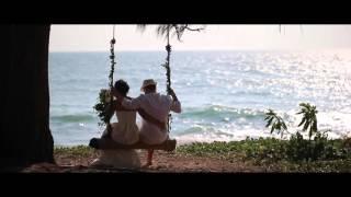 Благословение буддийских монахов и Свадьба на закате на море на Пхукете
