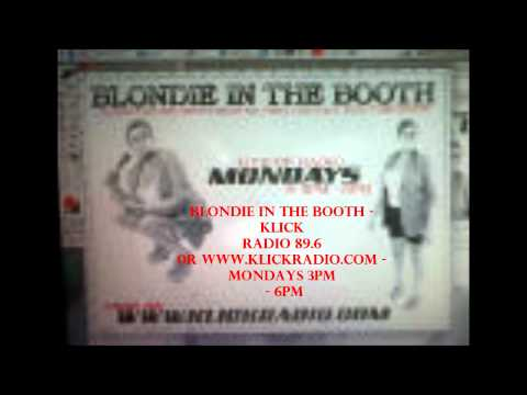 Blondie in the Booth part 1 - interview with C Block