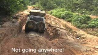 Cameroon Juju and the Worst Road in Africa